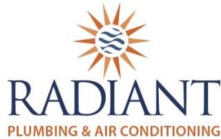 Radiant Plumbing Services logo