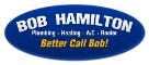 Bob Hamilton Plumbing Hea logo