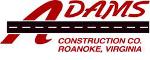 Adams Construction Company logo