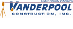 Vanderpool Construction, Inc. logo
