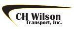 CH Wilson Transport Inc logo