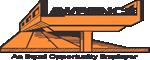 Lawrence Construction Company logo