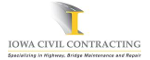 Iowa Civil Contracting logo