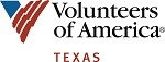 Volunteers of America Texas logo