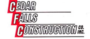 Cedar Falls Construction Co., Inc. logo