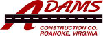Adams Construction Company logo