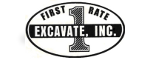 First Rate Excavate logo