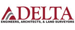 Delta Engineers, Architects, and Land Surveyors, DPC logo