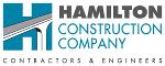 Hamilton Construction Company logo