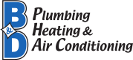 B & D Plumbing Heating & Air Conditioning logo