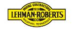 Lehman-Roberts Company logo