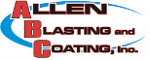 Allen Blasting and Coating logo