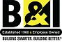 B & I Contractors Inc logo