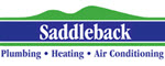 Saddleback Plumbing Heating & Air logo