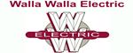 Walla Walla Electric logo