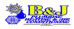 B & J Plumbing Heating and Air Conditioning Inc. logo