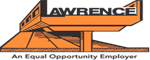 Lawrence Construction Company logo