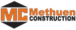 Methuen Construction Company, Inc. logo