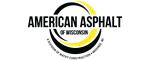 American Asphalt of Wisconsin logo
