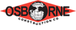 Osborne Construction Company logo