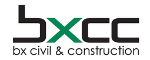BX Civil and Construction logo