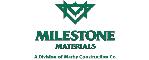 Milestone Materials logo