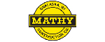 Mathy Construction Company logo