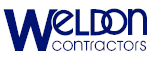 Weldon Contractors logo