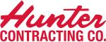 Hunter Contracting Co. logo