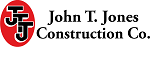 John T Jones Construction Co. logo