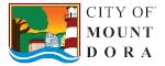 City of Mount Dora logo