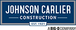Johnson Carlier Construction logo