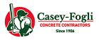 Casey-Fogli Concrete Contractors  logo